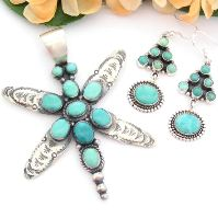 Carico Lake Turquoise Jewelry Selections